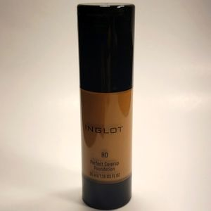 Inglot HD PERFECT COVERUP FOUNDATION #77